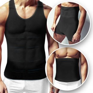 Cryo pack : ensemble sculptant homme ventre plat